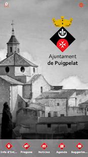 APP PUIGPELAT - náhled