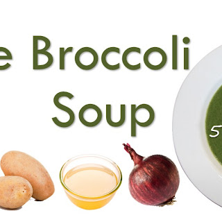 5-Ingredient Broccoli Soup
