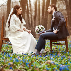 Wedding photographer Ekaterina Kondrateva (katekondratieva). Photo of 17.01.2013