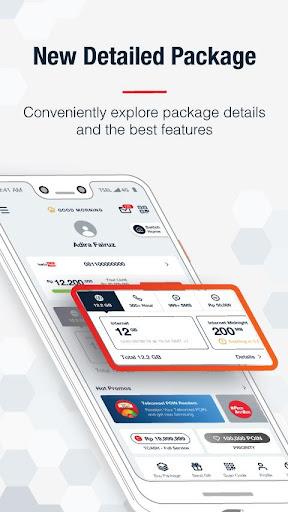 MyTelkomsel u2013 Check Quota & Best Internet Packages 4.0.0 screenshots 2