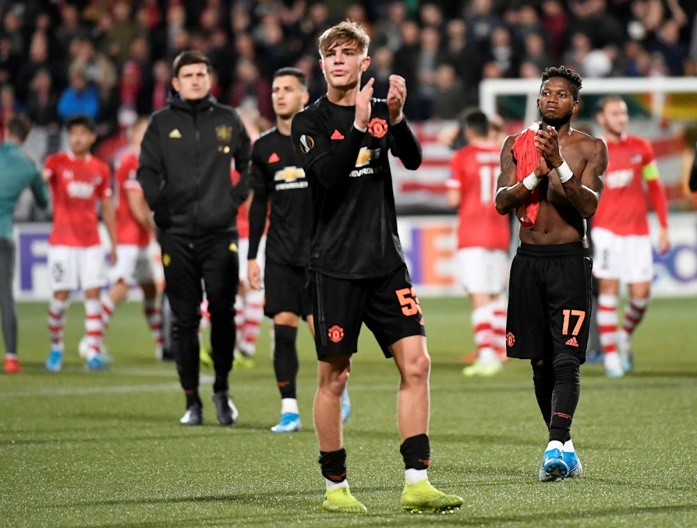 Butt stubs out putting too much pressure on 'exciting' Man United youngsters