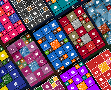 App 8.1 Metro Look Launcher 2018 - Theme, Smart, DIY APK for Windows Phone