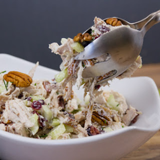 Cranberry Pecan Chicken Salad Recipe