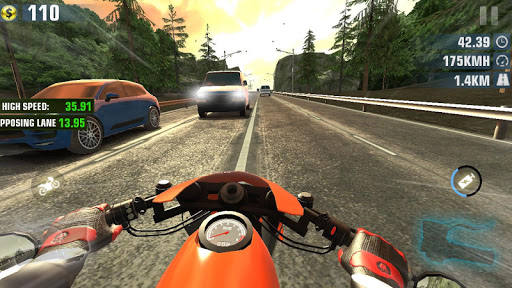 Speed Motor Dash:Real  Simulator screenshot 5