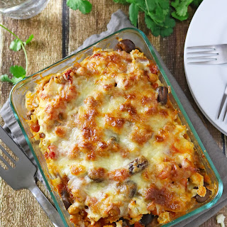 Cauliflower Fava Bean Lasagna