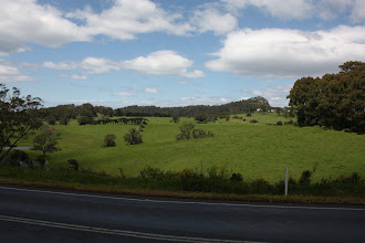 Photo: Year 2 Day 168 - Rolling Hills and Lakes Today on Our Route