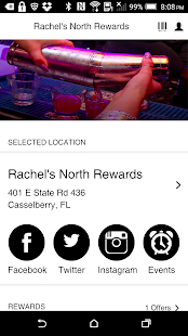 Rachel's North Rewards Program- screenshot thumbnail