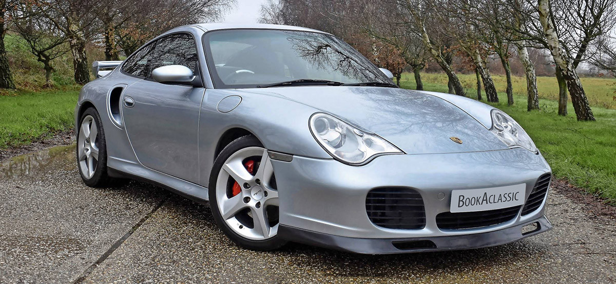 Porsche 996 Turbo Hire Portsmouth
