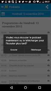 Radio Notre Dame - 100.7 FM screenshot 4