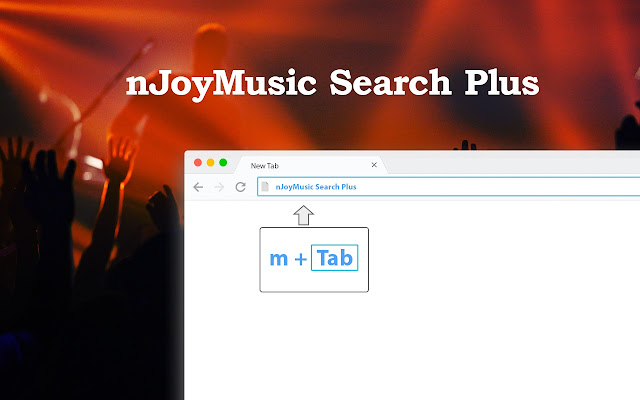 nJoyMusic Search Plus