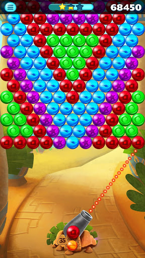 Egypt Pop Bubble Shooter screenshot 5