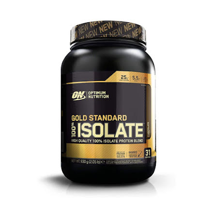 100% Gold Standard ISOLATE, 930g