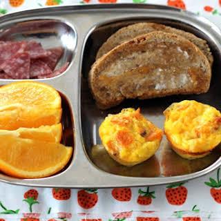 Mini Cheese Muffins Recipes.