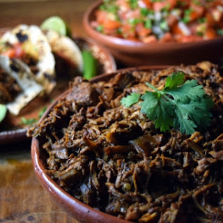 Chilorio (Mexican Pulled Pork).