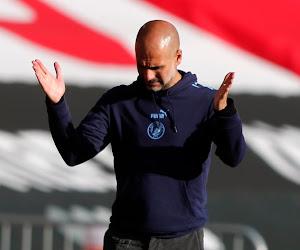Pep Guardiola va devoir se creuser la tête: City est décimé !
