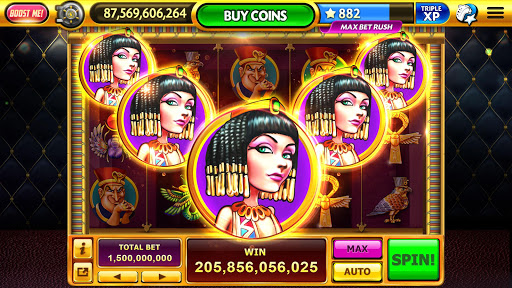 Caesars Slots: Free Slot Machines & Casino Games screenshots 12