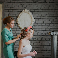 Wedding photographer Kseniya Bolkonskaya (bolkonskaya01). Photo of 01.03.2016