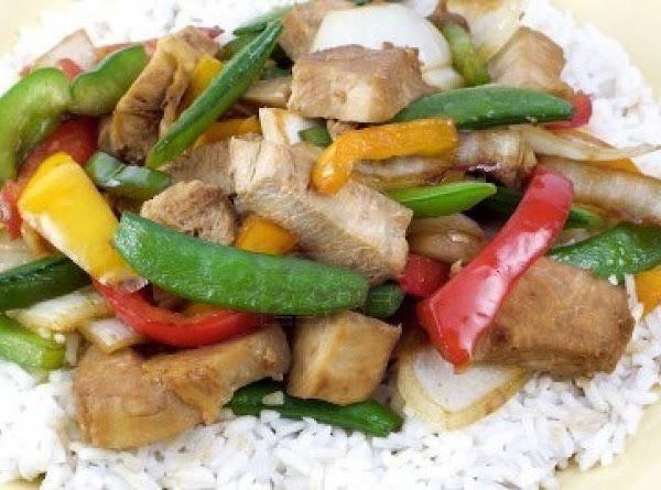 Chinese Chicken Casserole Recipe
