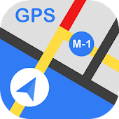 GPS Route Finder Navigation