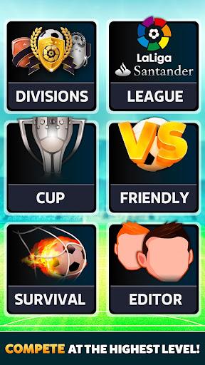 Head Soccer La Liga 2017 screenshot 4