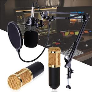 Microfon de studio/gaming/streaming