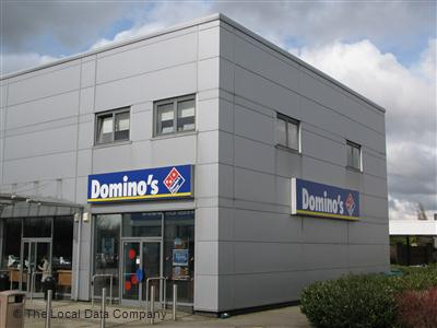 Dominos Pizza On Winchester Circle Pizza Takeaway In Town