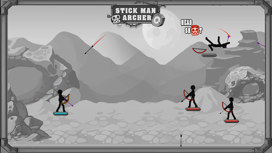 Mr. Archer : King Stickman 5