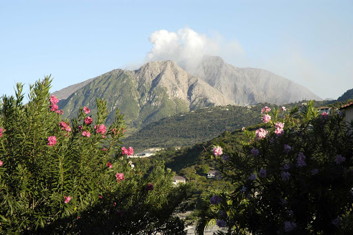 Montserrat-Soufriere-Hills-Volcano - The magnificent (and still active) Soufriere Hills Volcano is the island's stellar attraction, and the only active volcano in the Caribbean that you can observe at close quarters in safety.