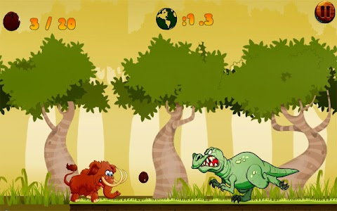 Jungle Mammoth Run screenshot 8