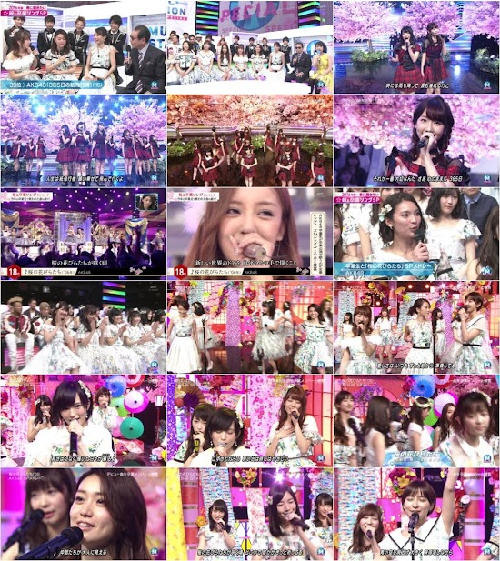 (TV-Music)(1080i) AKB48 – Music Station 3HSP 160325