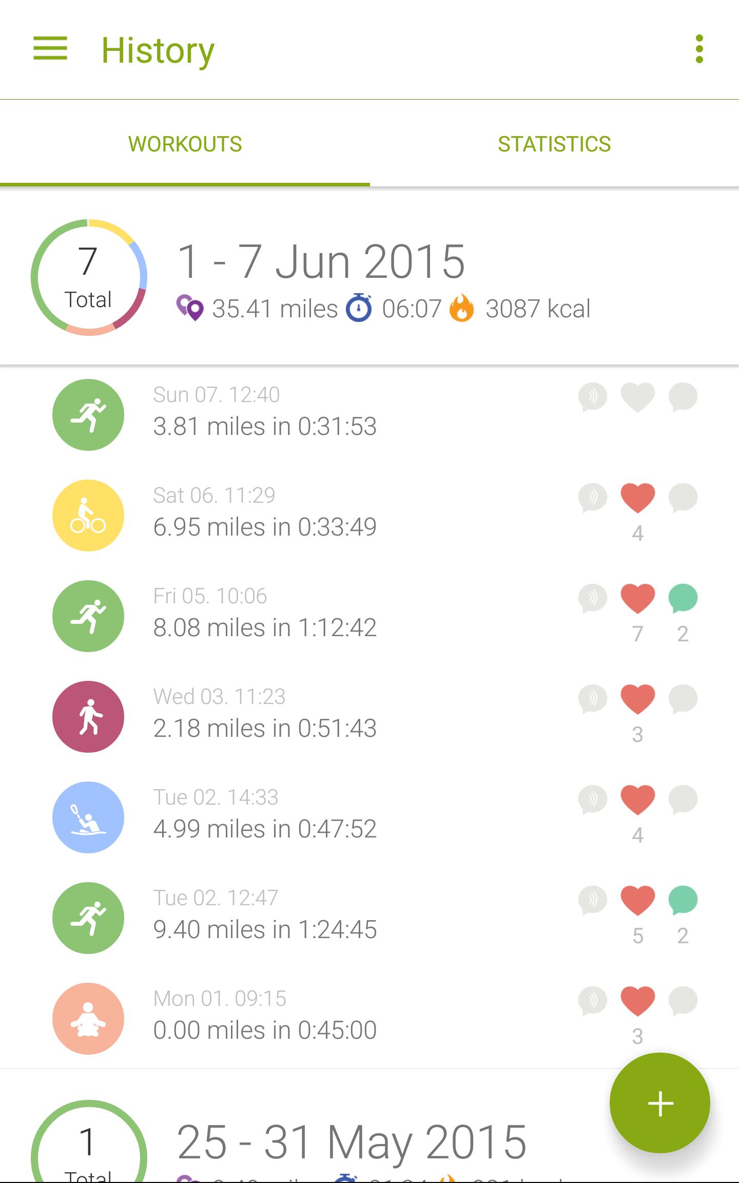 Endomondo - Running & Walking screenshot #4
