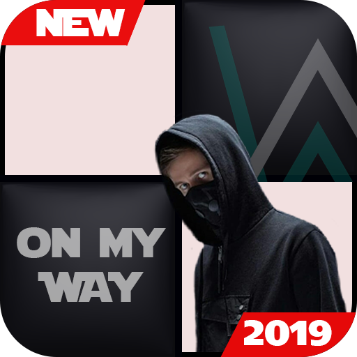 Icon for Alan Walker Piano Tiles Game