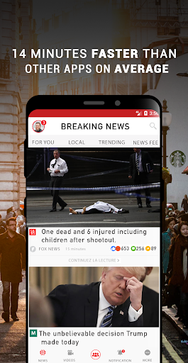 Download US Breaking News: Latest Local News & Breaking For PC 1