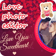 Love Photo Editor - Love Photo Frames