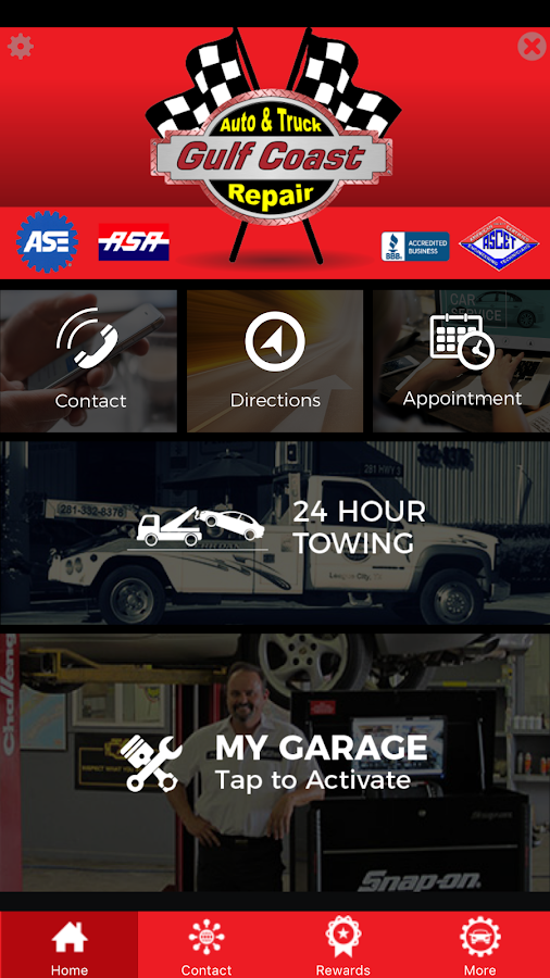 Gulf Coast Auto & Truck Repair- screenshot