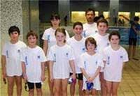 Nadadores de Lamego sobem cinco vezes ao pódio
