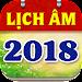 Lich Van Nien 2018 - Lịch Âm icon