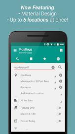 Postings (Craigslist App) Screenshot 1
