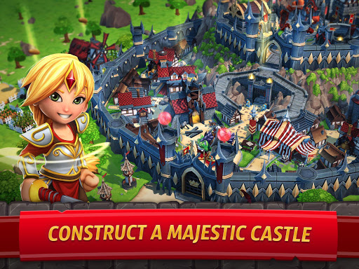 Royal Revolt 2: Tower Defense RTS & Castle Builder screenshots 12