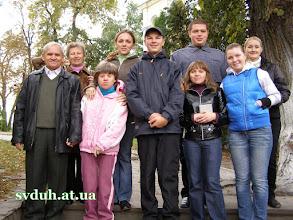 Photo: 10.10 проща до Глинян і Унева