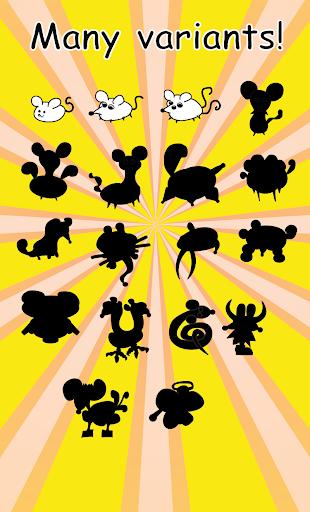 玩休閒App|進化マウス免費|APP試玩
