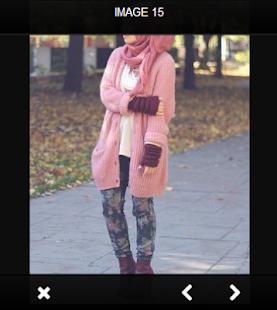 Fashion Style Hijab - náhled
