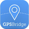 GPS Bridge - fast place finder icon