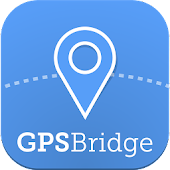 GPS Bridge - fast place finder