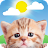 Weather Kitty - Forecast, Radar & Cat Pictures logo