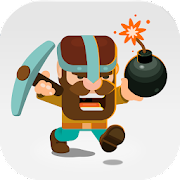 Game Dig Bombers : PvP multiplayer digging fight APK for Windows Phone