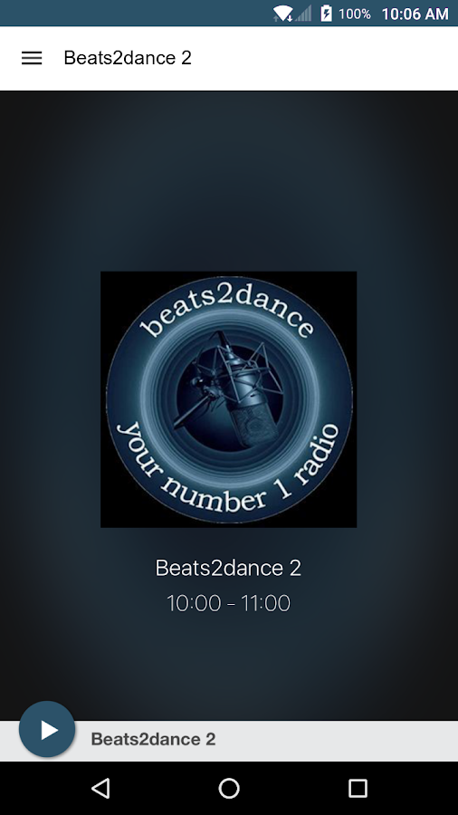 Beats2dance 2- screenshot