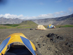 Photo: 4,5 August 2005 camp