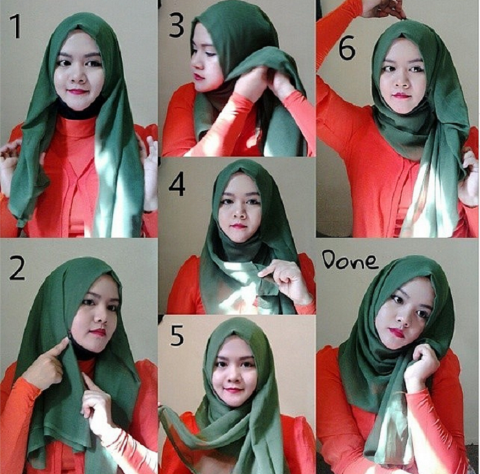 tutorial hijab 2017 - Android Apps on Google Play