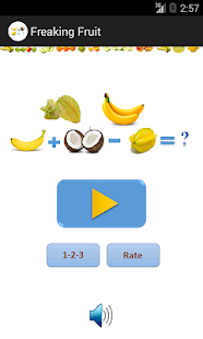 Fruit Math- screenshot thumbnail